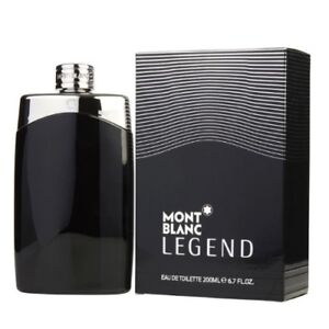 4006105c67d9f Mont Blanc Legend by Mont Blanc 6.7   6.8 oz EDT Cologne for Men New In