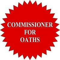Commissioner for Oaths South Edmonton - Rates from $20