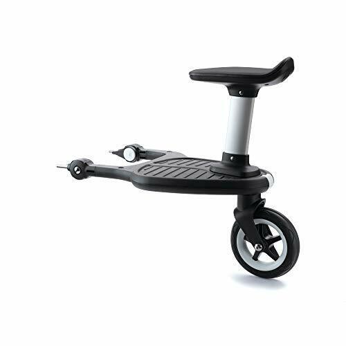 Bugaboo 2017 Comfort Wheeled Board - Stroller Ride On Board with Detachable