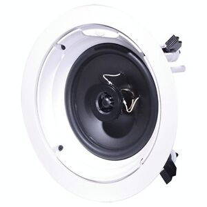 Klipsch R1650C 6.5'' Ceiling Speaker -White-NEW IN BOX