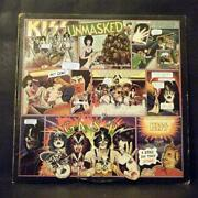 Kiss Unmasked LP