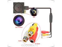 HD HQ MINI SPY WIRED CCTV CAMERA 1000TVL