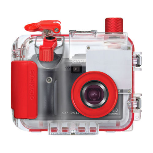 NEW Olympus PT-030 Underwater Housing for SP-310, SP-320 and SP-350