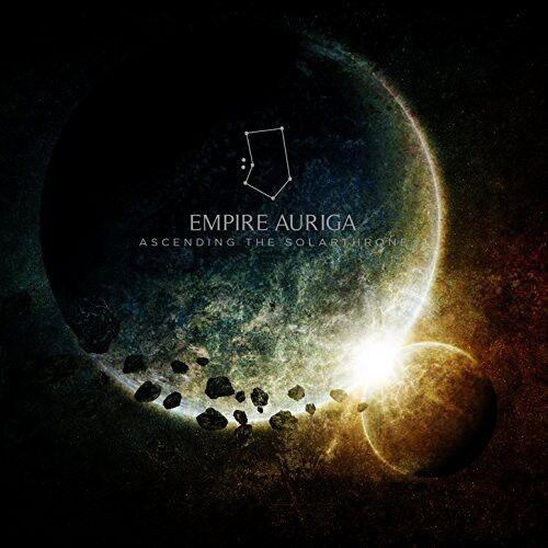 Empire Auriga - Ascending the Solarthrone [New CD]