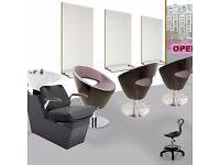 New & Boxed Dome salon chairs -Salon Furniture Full Package- Salon Mirrors - Salon furniture set