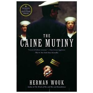 NEW The Caine Mutiny - Wouk, Herman 9780316955102