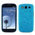 Samsung Galaxy S3 3D Flower Case