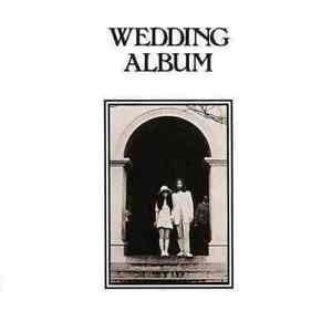 JOHN LENNON & YOKO ONO Wedding Album WHITE VINYL LP Record Box Set! beatles NEW!