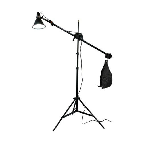 Photo Studio Single Boom Softbox Hair light Lighting Kit with Sandbag 150 W