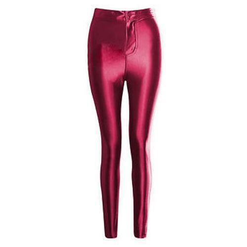 View Daliah In Pink Shiny Leggings Photo 2 image here at It's All Facesitting. Click to expand and download or click Favorites to save it to your favorites.