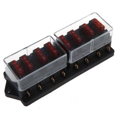 automotive fuse block