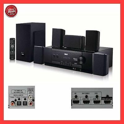 Bluetooth Home Theater System 1000W Surround Sound Speakers Dolby Digital 5.1