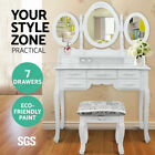 Unbranded Dressing Tables with Stool