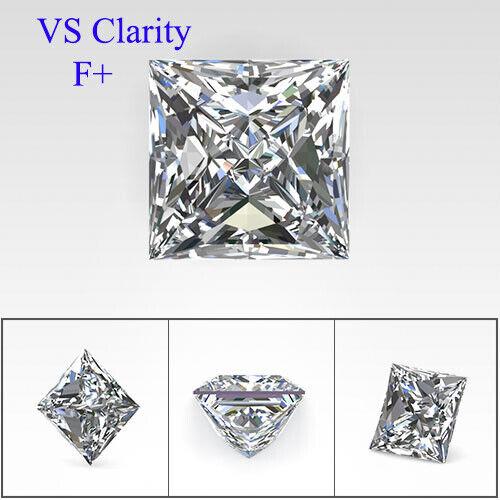 LOT Natural Finest Diamond Melee - Princess Cut - VVS2-VS1- F+ GIA Screened
