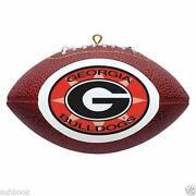 Georgia Bulldogs Ornaments