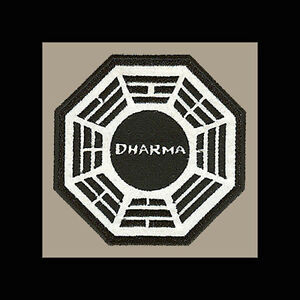 LOST Dharma Initiative Embroidered patch
