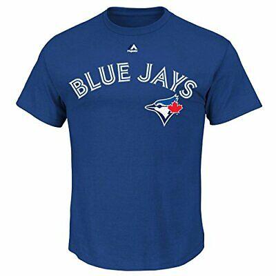 Toronto Blue Shirts - Toronto Blue Jays Troy Tulowitzki Mens MLB Majestic Player Name & Number T-Shirt