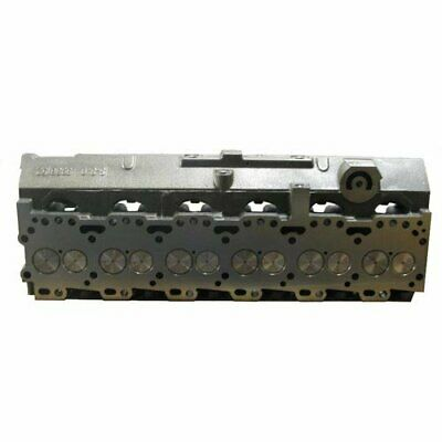 Cylinder Head With Valves Case Ih 7110 7120 7130 7140 7150 7230 7240 7250 1660