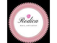 Nails By Rodica Celebrity Nail Artist, Ombre Nails, Nail Art, Bridal Nails, swarovski Nails, London