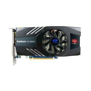 Sapphire AMD Radeon HD 6850 1GB Video Card / Carte Video