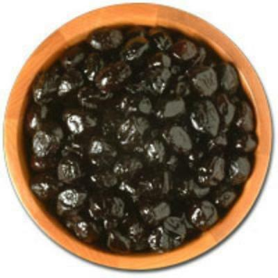 Deli Fresh Oil Cured Olives, 5lb Dr.Wt.