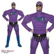 Mens Superhero Costume