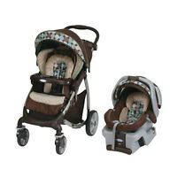 Graco Montego Travel system (car seat and stroller)