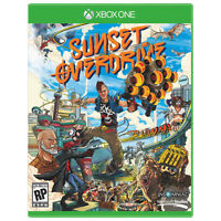 SUNSET OVERDRIVE ET TRIALS FUSION