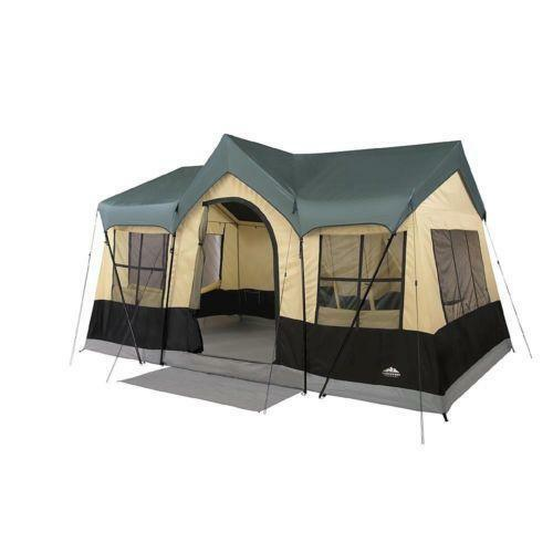 Hunting tent ebay for Wall tent idaho