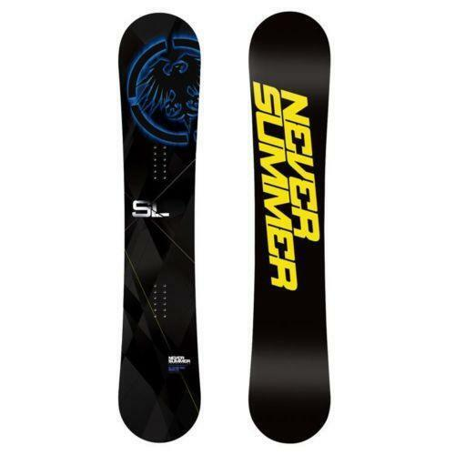 ddcce245ac9 Never Summer Snowboard