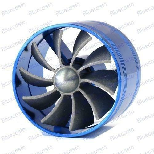 Air Intake Supercharger Turbo Fan Ebay