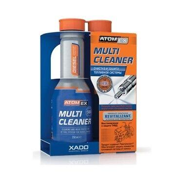 XADO Multi Cleaner Reiniger Diesel Kraftstoffsystem Schutz Motor Additiv PKW