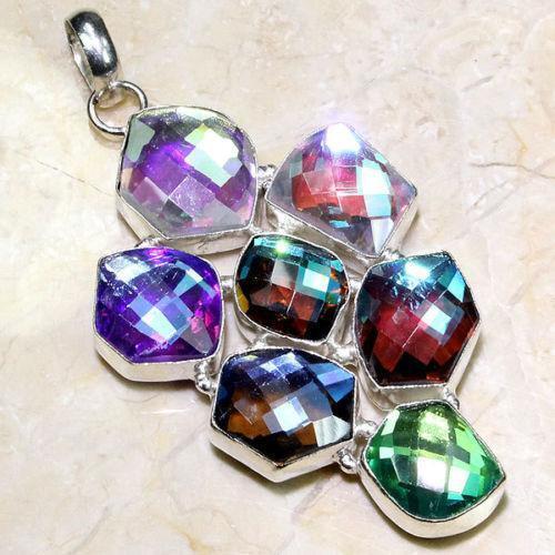 Rainbow Topaz Fashion Jewelry Ebay