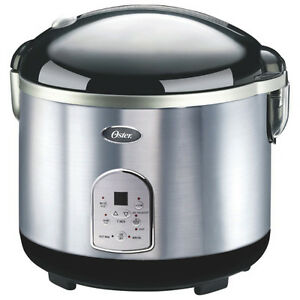 Oster Programmable Rice Cooker - 20-Cup - NEW