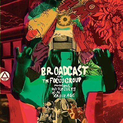 Broadcast Broadcast And The Focus Group Investigate Witch  Uk Import   Vinyl New
