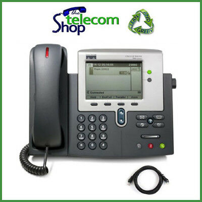 Cisco Cp-7940g Ip Sccp Firmware Telephone