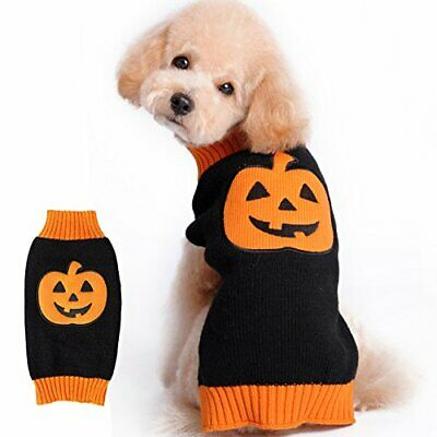 Xxs Puppy Halloween Costumes (Dog Puppy HALLOWEEN COSTUME Clothing XXS Jack-O-Lantern Pumpkin Simply)