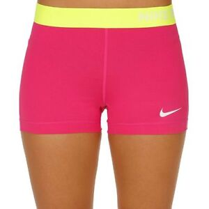 BRAND NEW Pink Nike Pro Work Out Shorts DRY FIT Kitchener / Waterloo Kitchener Area image 2