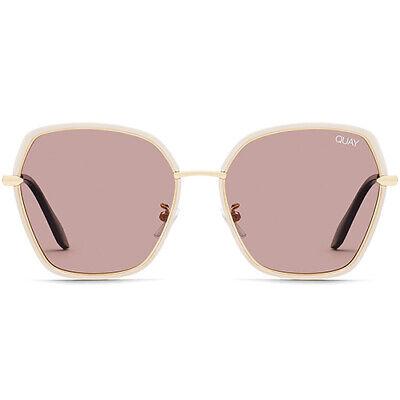 NEW QUAY AUSTRALIA Verve Sunglasses in Brown- (Sunglasses Sale Australia)