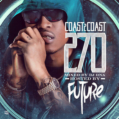 The Future   Coast 2 Coast 270  New Cd  Explicit