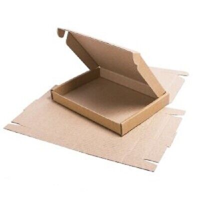 50x Large Letter Box C6 Cardboard Large Postal Boxes Royal Mailing PIP Postage