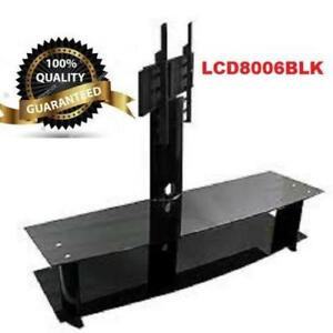 Weekly Promo! TygerClaw LCD8006BLK TV Stand $149 (was$399)
