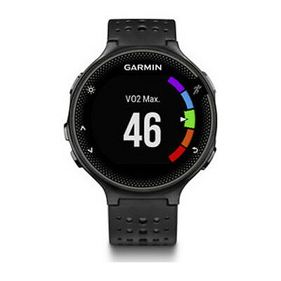 Garmin Forerunner 235 Black and Gray GPS Running Watch