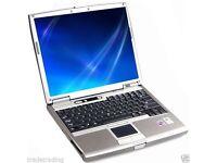 Cheap Refurbished Dell Laptop serial port Wireless Windows XP warranty