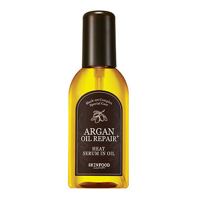 [SkinFood] Argan Oil Repair Plus Heat Serum in Oil 100ml