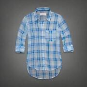 Abercrombie Plaid Shirt Women