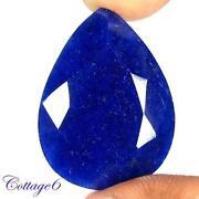 Pear Shaped Sapphire