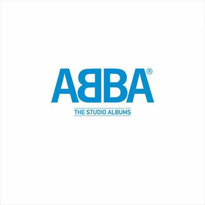 ABBA The Studio Albums - Box Set 180g 8LP 2014 - Sealed