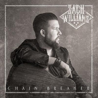 Zach Williams - Chain Breaker [New CD]