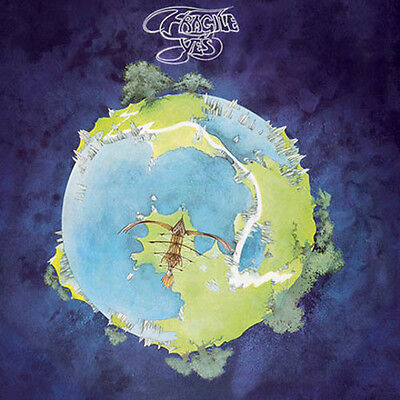 Yes   Fragile  Expanded   Remixed  New Cd  With Blu Ray Audio  Uk   Import